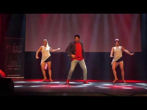 Bachata Footwork by Ricardo Lara - Zakończenie Sezonu Dance Atelier Barbara Materka 2017/2018