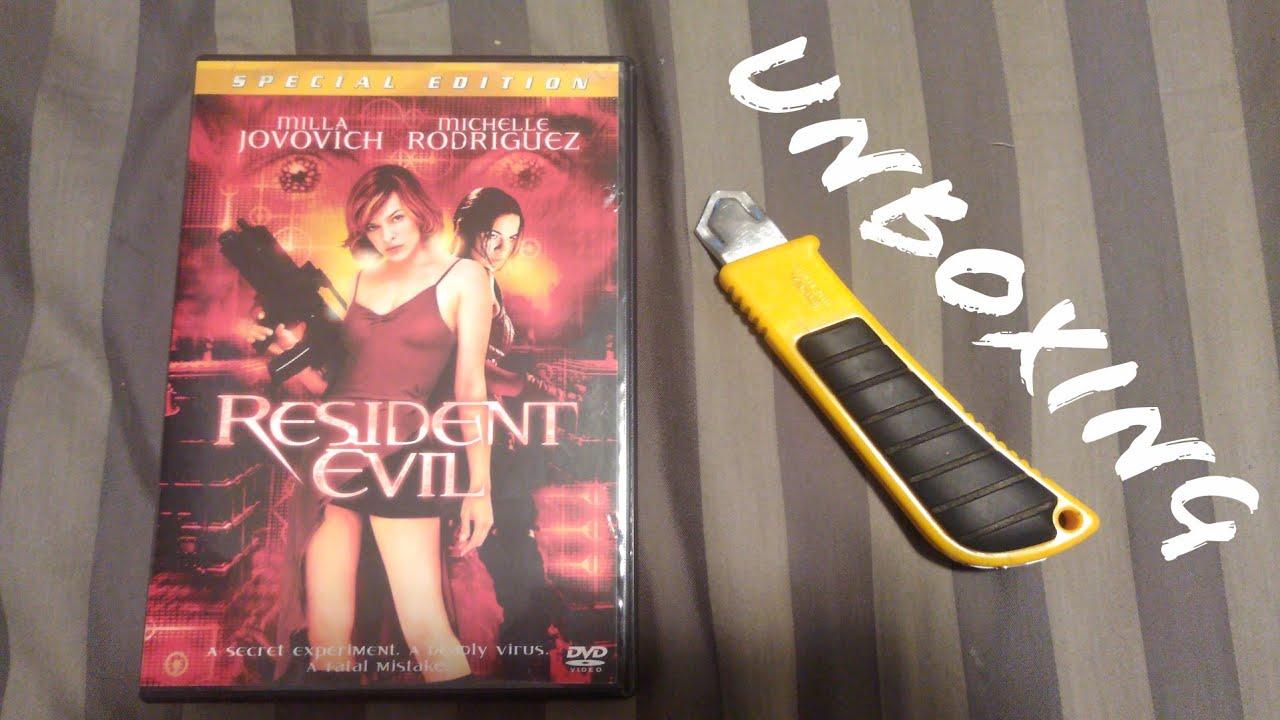 Download Unboxing: Resident Evil (DVD Film)