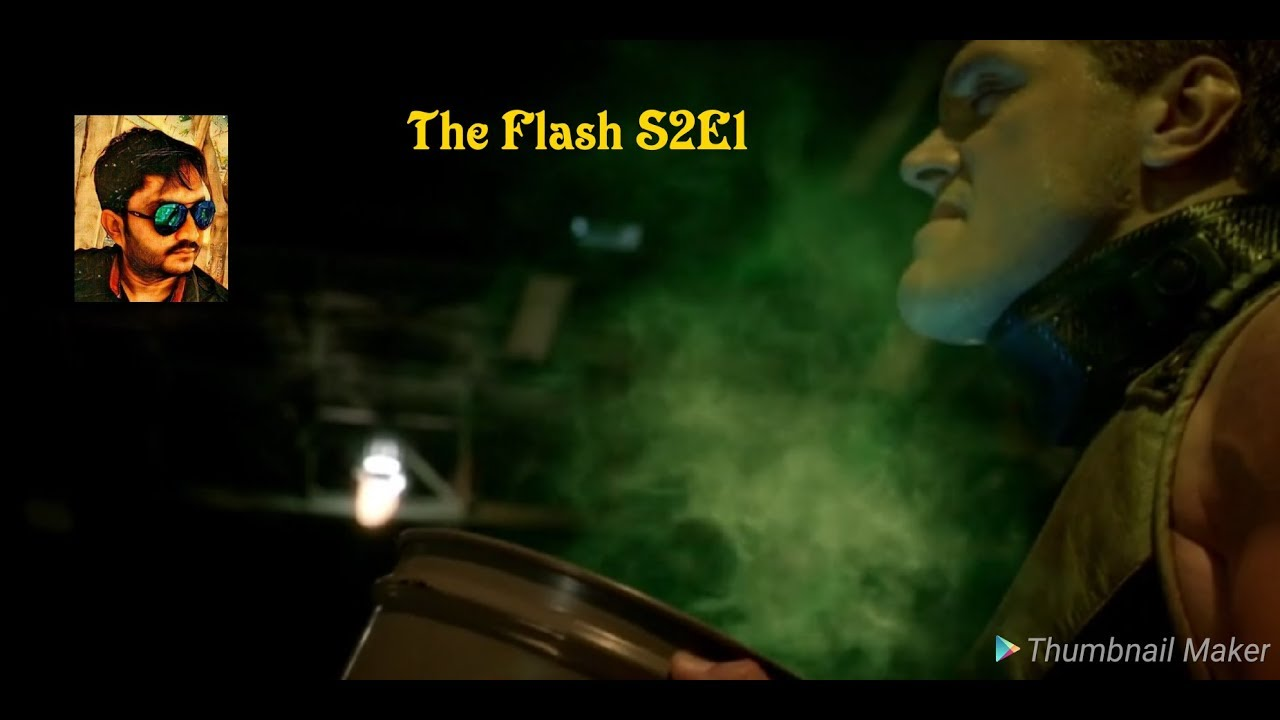 Download The Flash S2E1 in hindi explanation