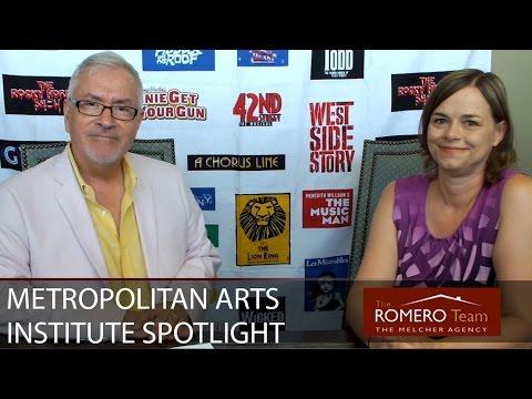 Phoenix Real Estate : Metropolitan Arts Institute Spotlight