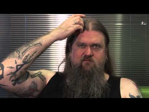 Enslaved interview - Ivar (part 1)