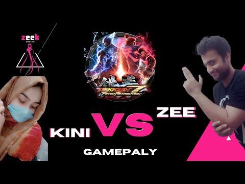 Tekken 7  ultimate edition pc gameplay  | हिंदी / URDU | Zeek gaming |