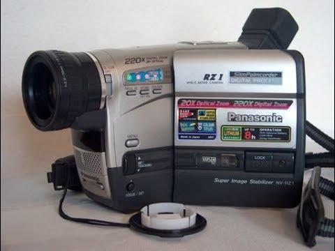 Обзор на VHS-C камеру | Кассеты в 2019