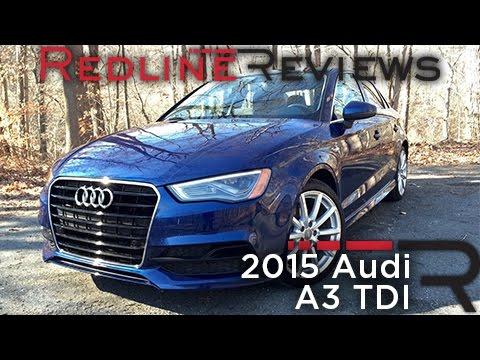 2015 Audi A3 TDI – Redline: Review