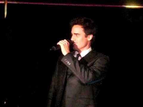David Burnham - If I Loved You - Upright Cabaret At La Mirada