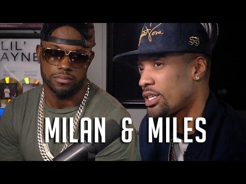 Milan & Miles Talk Being Gay in Music & Entertainment, Love & Hip Hop Hollywood + Coming Out