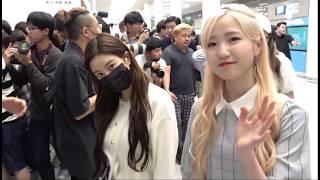 [AKB48&IZ*ONE]最新の本田ひとみ 空港ファッション本田仁美cut(feat.空港ひーちゃん)