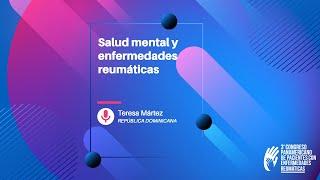 03 - Salud mental y enfermedades reumáticas / Congreso de Pacientes