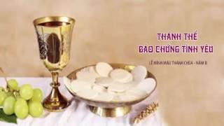 Tình Ca Chúc Khen | Nhạc Thánh Ca | Những Bài Hát Thánh Ca Hay Nhất
