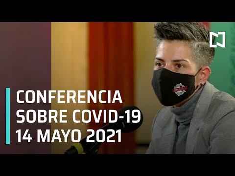 Informe Diario Covid-19 en México - 14 mayo 2021