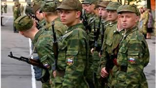 Замполит Обращение к солдатам на разводе. Недоволен слабым очком молодых пацанов.
