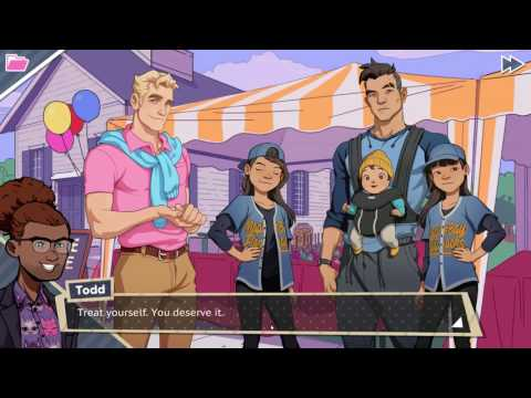 DREAM DADDY - 2 GIRLS 1 LET'S PLAY PART 12: BAD CHOICES