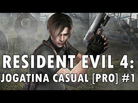 Resident Evil 4. jogatina casual PRO 1
