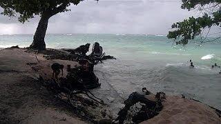 Les îles Marshall pourraient disparaître - science