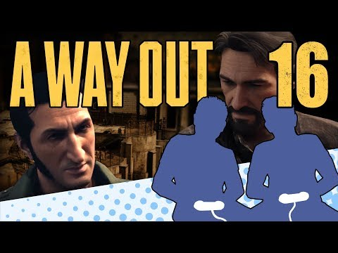 A Way Out - PART 16 - Oh No a Hitman Is After Us - Let's Game It Out |