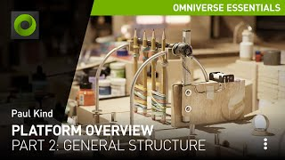 Platform Structure - Part 2: Platform Overview | NVIDIA Omniverse Tutorials