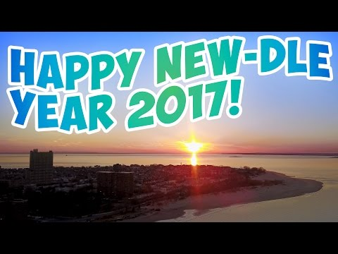 HAPPY NEW-DLE YEAR 2017!!!
