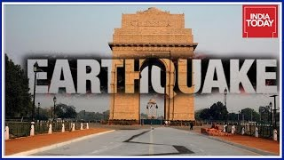 Earthquake Jolts Delhi,NCR