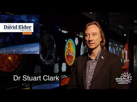 An interview with Dr Stuart Clark - David Elder Lecture 6 October 2016