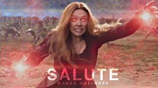 Wanda Maximoff || Salute