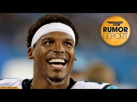 Cam Newton Has Sexist Response To Female Reporter's Question