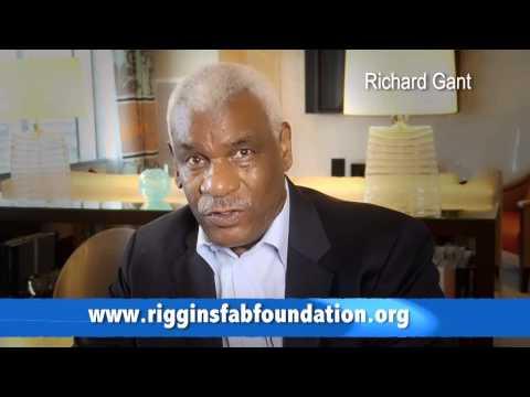 Richard Gant Anti Bully PSA for Dewayne Riggins Against Bullying