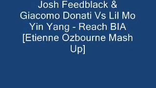 Josh Feedblack & Giacomo Donati Vs Lil Mo Yin Yang - Reach BIA (Etienne Ozbourne Mash Up)