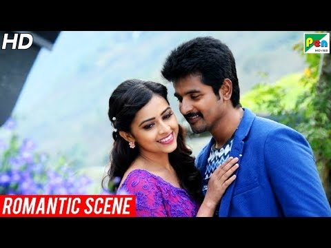Daring Policewala (Kaaki Sattai) Romantic Scenes | Hindi Dubbed Movie | Sivakarthikeyan, Sri Divy