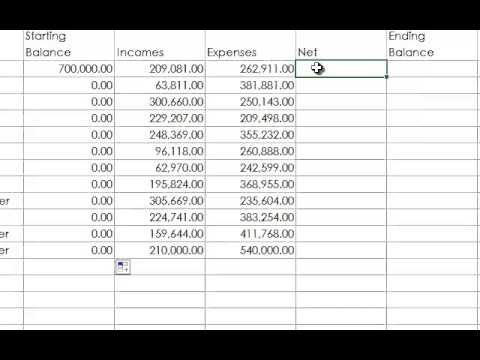 Chapter 2 Lab 2 excel - YouTube