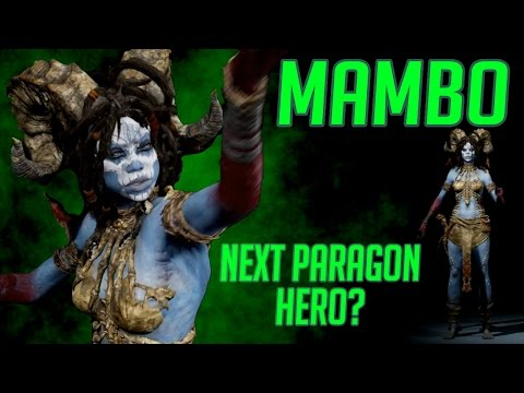 MAMBO! IS THIS THE NEXT PARAGON HERO? IMAGES & VIDEO INCLUDED