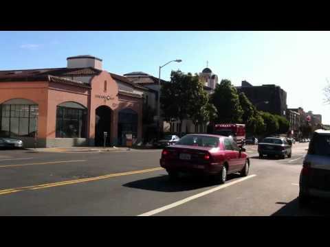 SFFD Responding to fire on Elm Street