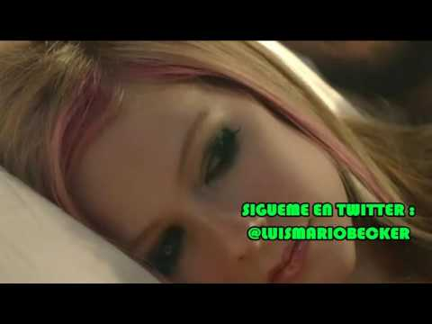 Avril Lavigne - What The Hell [Lyrics + Subtitulado Al Español] Official Video HD VEVO