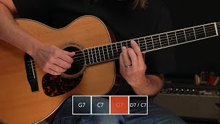 How to Play 12 Bar Blues Progressions Anywhere on the Neck