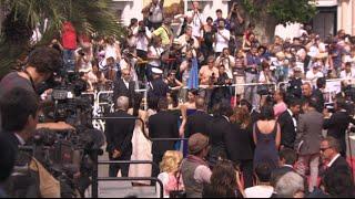映画『海街diary』カンヌ国際映画祭レッドカーペット(その1)