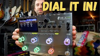 Mooer GE300 Lite - Dial It In!