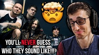 "FIRST TIME Hearing ELECTRONIC METAL - Edges of Seven - ""Cave Wall"" REACTION!!"