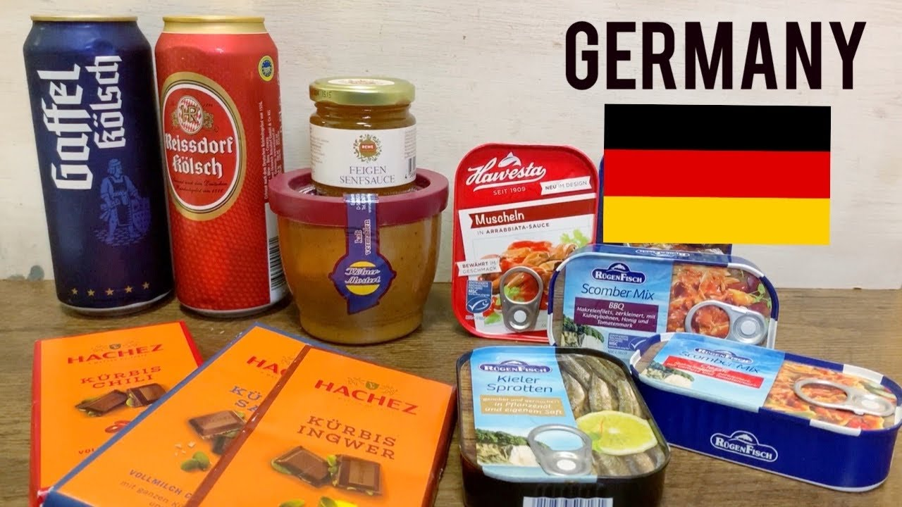 Japanese Guys Try Regional German Food from Cologne