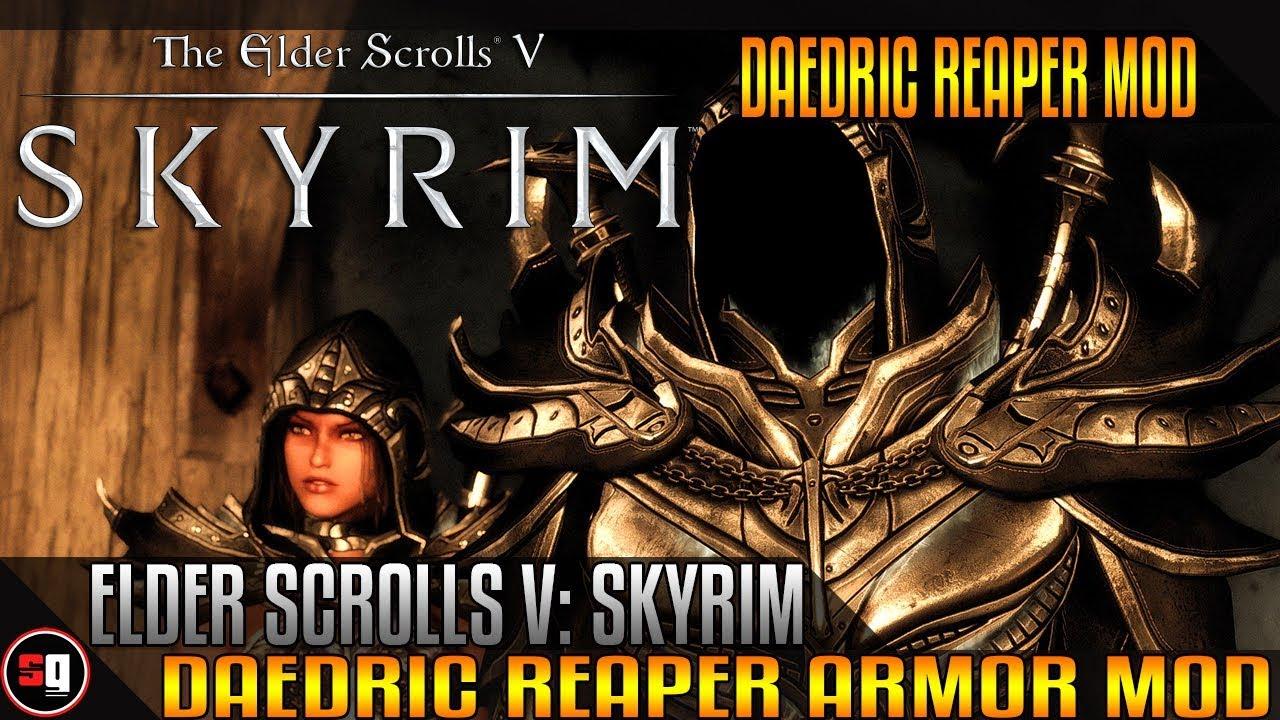 Skyrim reaper