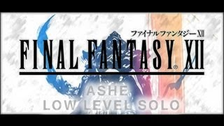 FINAL FANTASY XII Low Level Ashe Solo Challenge Part 58