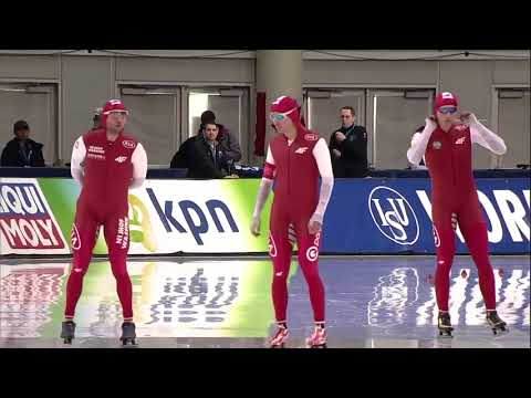 Team Pursuit Men - WC4 Salt Lake City 2017/2018