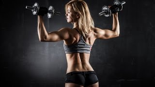 Очень красивые спортивные девушки  Фитнес мотивация для девушек