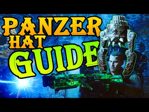 PANZER CLAW HAT EASTER EGG GUIDE! Black Ops 3 Zombies Der Eisendrache Panzer Claw All Locations