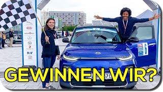 E-AUTO-RALLYE   Kia VS Tesla, BMW & Audi