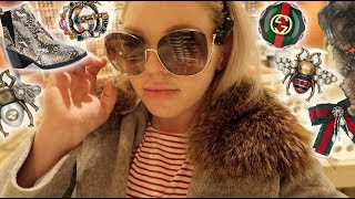 Nordstrom Shopping Vlog! Boots, Clothes, Sunglasses - CHANEL Dior GUCCI Fendi & DIFF Sunglasses + +