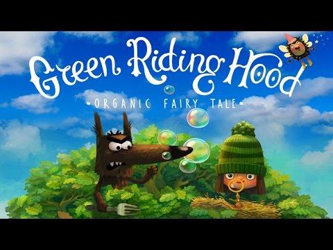 Green Riding Hood (Bobaka LLC) - Best App For Kids