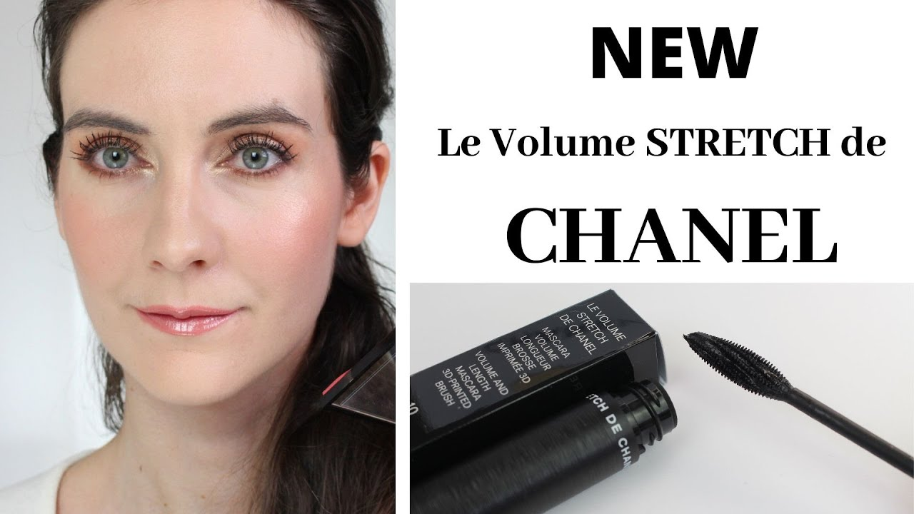 NEW LE VOLUME STRETCH DE CHANEL mascara | FULL REVIEW | Angela van Rose