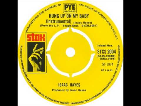 Isaac Hayes - Hung Up On My Baby (Dj ''S'' Bootleg Bonus Beat Extended Re-Mix)
