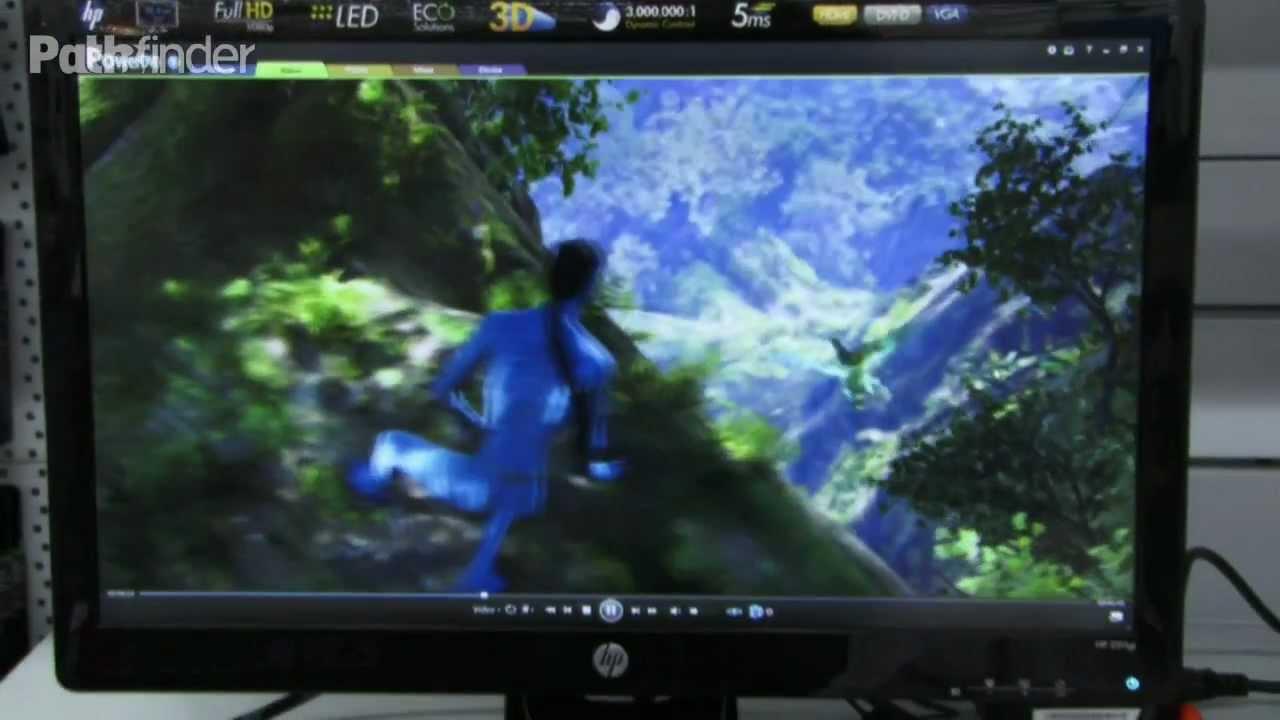 HP 2311GT 3D LCD MONITOR TREIBER WINDOWS XP