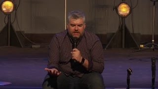 Worship with Iain McDermid and Esperanza Harper - Message by Tom Allsop