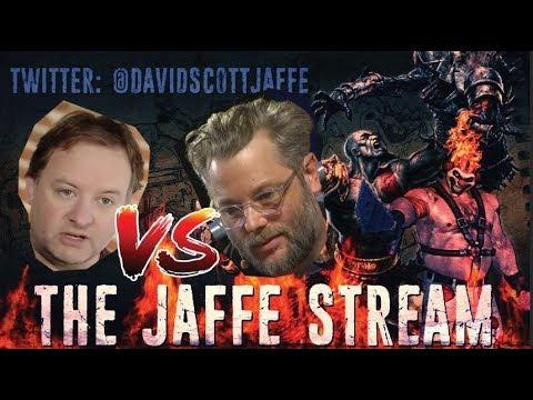 JAFFE VS. BARLOG!!!